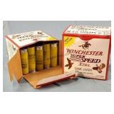 50 Winchester 20ga. #7 1/2 Super Speed Shot Shells