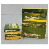 4 Boxes 20 Rds. Remington 00 & #4 Buckshot