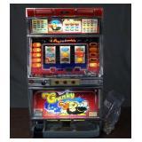 Pachislo Skill Stop Token Slot Machine Cranky