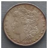 1898 Morgan Silver $1 Dollar