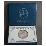 1982 George Washington Silver Comm. Half Dollar