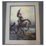 Civil War Print General Robert E. Lee