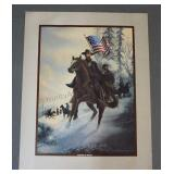 Civil War Print General Ulysses S. Grant