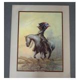 Civil War Print General Nathan Bedford Forest