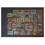 1957-1967 Topps Football Trading Cards