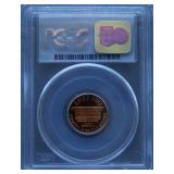 2009-S Lincoln Early Childhood Penny PR69RD DCAM