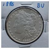 1885 Morgan BU Silver Dollar