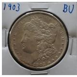 1903 Morgan BU Silver Dollar