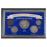 1900-1910 American Series Yesteryear Coin Set