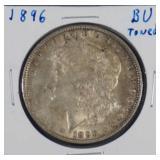 1896 Morgan BU Silver Dollar