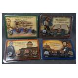 2009 P&D Ultimate Lincoln Anniversary Cents Sets