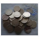 "32 1899 - 1912 Liberty ""V"" Nickels"