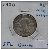 1930 Standing Liberty Quarter