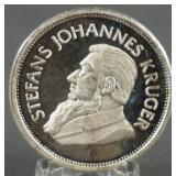 1983 1oz. 999. Silver Krugerrand