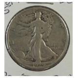 1929-S Walking Liberty Half Dollar Semi Key Date