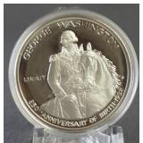 1982-S Washington Silver Proof Comm. Half Dollar