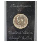 1974-S Eisenhower Proof Silver Dollar