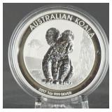 2017 Australian 1oz. Silver Koala