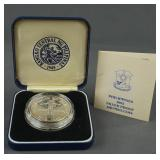 1983 Philippines Silver Proof 100 Piso Coin