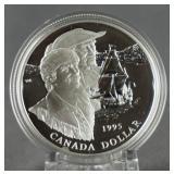 1995 Canada Sterling Hudson