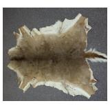 Whitetail Deer Soft Tanned Hide Fur Pelt