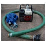 North Star Self Priming Water Pump