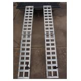 Better Built Aluminum Loading Ramps