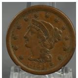 1852 Classic Head Large Cent