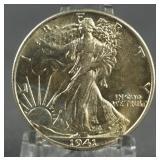 1941 Walking Liberty BU Half Dollar