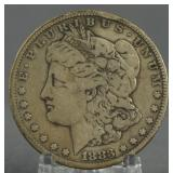 1883-S Morgan Silver Dollar Key Date