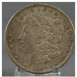 1897-O Morgan Silver Dollar Key Date