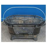 Lodge Cast iron Hibachi Outdoor Grill