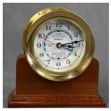 Howard Miller Nautical Time and Tide Clock
