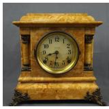 Seth Thomas Adamantine Antique Mantle Clock