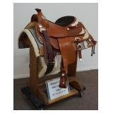 American Saddlery Showmaster Saddle