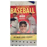 1949 Complete Baseball Magazine