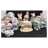 1995 Dreamsicles 15pc Nativity Set