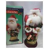 Dancing Musical Santa