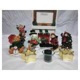 Photo Frame/Photo Keeper Box and Assortment Xmas