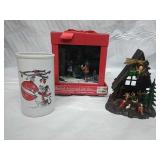 Musical Animated Gift Box, Blume Nativity Scene