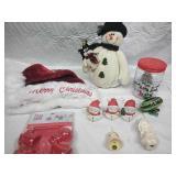 Cake Pop Press, Santa Hat, Glass Storage
