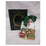 Waterford Holiday Heirlooms Ornament - Over The