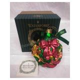 Waterford Holiday Heirlooms Ornament - Musical