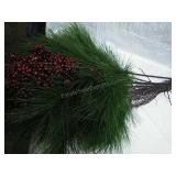 Assorted Decor Branches - 2 Stems Ice Crystal