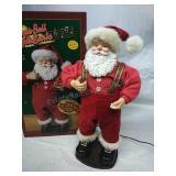 Rock Santa Collectable Jingle Bell Rock Santa -