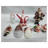 Schmidt, Dept 56 and other Assorted Santa