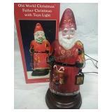 Old World Christmas Father Christmas with toys