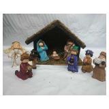 Wildwood Gifts Nativity Scene