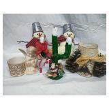 PartyLite Angel candle holder, pair of Hallmark