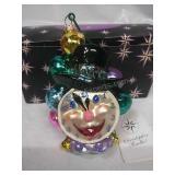 Christopher Radko Glass Ornament  Made